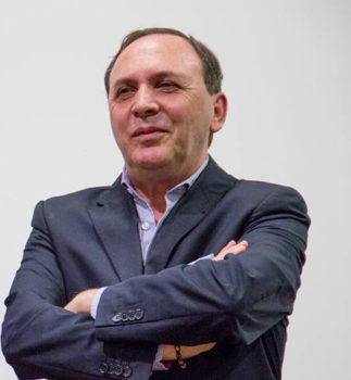 Il candidato sindaco di Paternò, Nino Naso