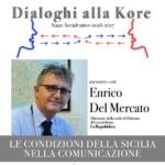 """Sicilia. Del Mercato apre la nuova stagione di """"Dialoghi alla Kore"""" ad Enna"""