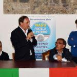 """Paternò. Ignazio La Russa incorona Nino Naso: """"Per noi è già il sindaco della città"""""""