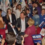 """Paternò, bagno di folla per Nino Naso: """"Siamo noi i paternesi veri. Vinceremo"""""""