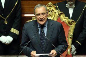 """Pietro Grasso, leader di """"Liberi e Uguali"""""""