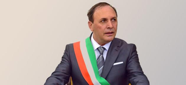 Nino Naso, sindaco di Paternò (Foto: Francesco Magrì)