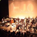 A Catania lo swing dell'HJO Jazz Orchestra al Palazzo della Cultura