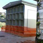 Paternò, pronti i primi nuovi 80 loculi al Cimitero Nuovo