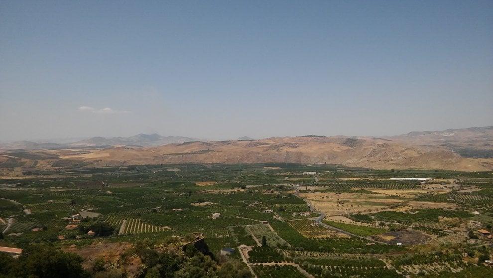Panorama rurale di Paternò (Dalla galleria fotografica pubblicata da Repubblica Palermo)