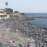 In SIcilia caldo record. A Catania prolungata allerta livello 3