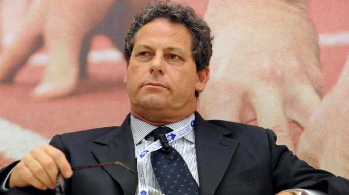 Gianfranco Miccichè, commissario di Forza Italia in Sicilia