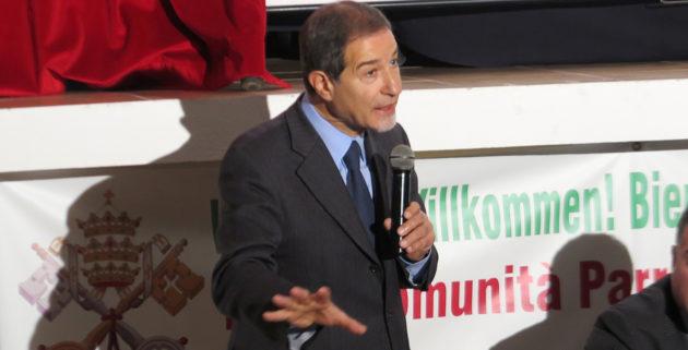 Nello Musumeci, candidato presidente della Regione Siciliana