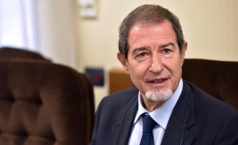 Nello Musumeci, candidato alla Presidenza della Regione Siciliana