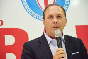 Nino Naso, sindaco di Paternò.