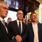 Sicilia, Alfano benedice il ticket Micari-La Via alle Regionali