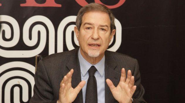 Nello Musumeci, candidato presidente del Centrodestra in Sicilia.