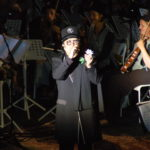 Renato Zero chiude il suo tour a Taormina. LE FOTO ESCLUSIVE