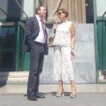 Paternò, sindaco Naso e presidente avvocati a Palazzo di Giustizia