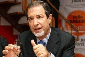 Nello Musumeci, presidente della Regione Siciliana.