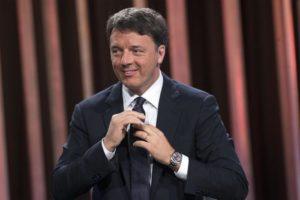 Il segretario del Pd, Matteo Renzi.