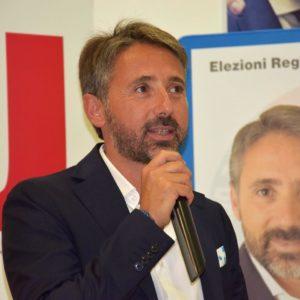 Vito Rau, candidato all'Assemblea Regionale Siciliana nella lista dell'Udc.