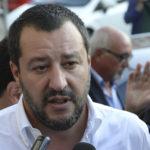 """Salvini a Catania: """"Grillini incapaci"""""""