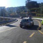 Tir rovescia oltre 6mila litri di carburante sulla strada, chiusa A19