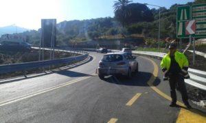 Viadotto Sicilia: inaugurata la bretella sull'A19
