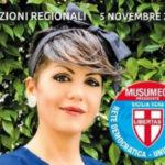 Ragusa, candidata regionali. Prima era uomo, oggi è Giulia Roberta