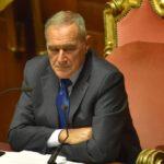 Pietro Grasso lascia il gruppo del Pd