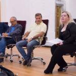 Catania. Presentato ai Benedettini il libro di Salvo Montalbano