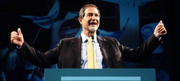 Nello Musumeci, nuovo presidente della Regione Siciliana.