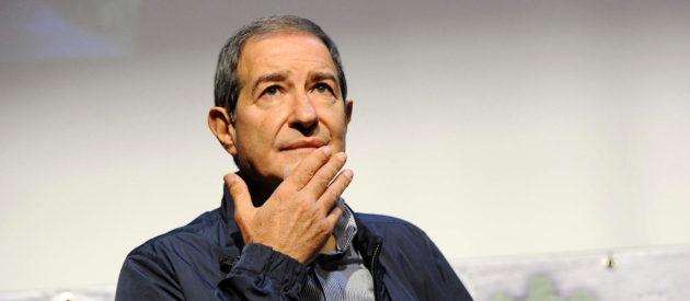 Nello Musumeci, candidato governatore del Centrodestra in Sicilia.