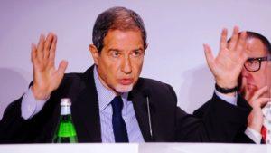 Nello Musumeci, governatore della Sicilia.