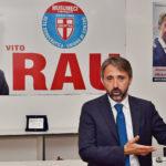 """Paternò, il dopo voto di Rau: """"Nostro progetto non si ferma alle Regionali"""""""