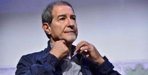 Nello Musumeci, candidato presidente unitario del Centrodestra in Sicilia.