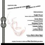Catania. Belle Arti contro la mafia: la strana morte di Attilio Manca
