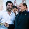 Salvini e Berlusconi