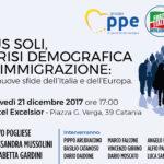 """Catania. """"Ius soli, crisi demografica e immigrazione"""" all'Excelsior"""