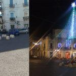 Paternò e il Natale prima e dopo. Nel 2017 torna la luce