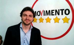 Patrizio Cinque sindaco M5S di Bagheria