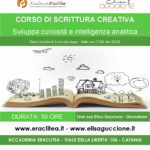 Catania. Al via il corso di scrittura creativa per vivere l'emozione delle parole
