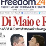 Paternò, Politiche. Freedom24 si schiera con il Centrodestra