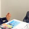 """Il direttore di Freedom24 Andrea Di Bella intervista Filippo Condorelli, candidato capolista al Senato nella Sicilia Orientale per la lista """"Noi con l'Italia - Udc""""."""
