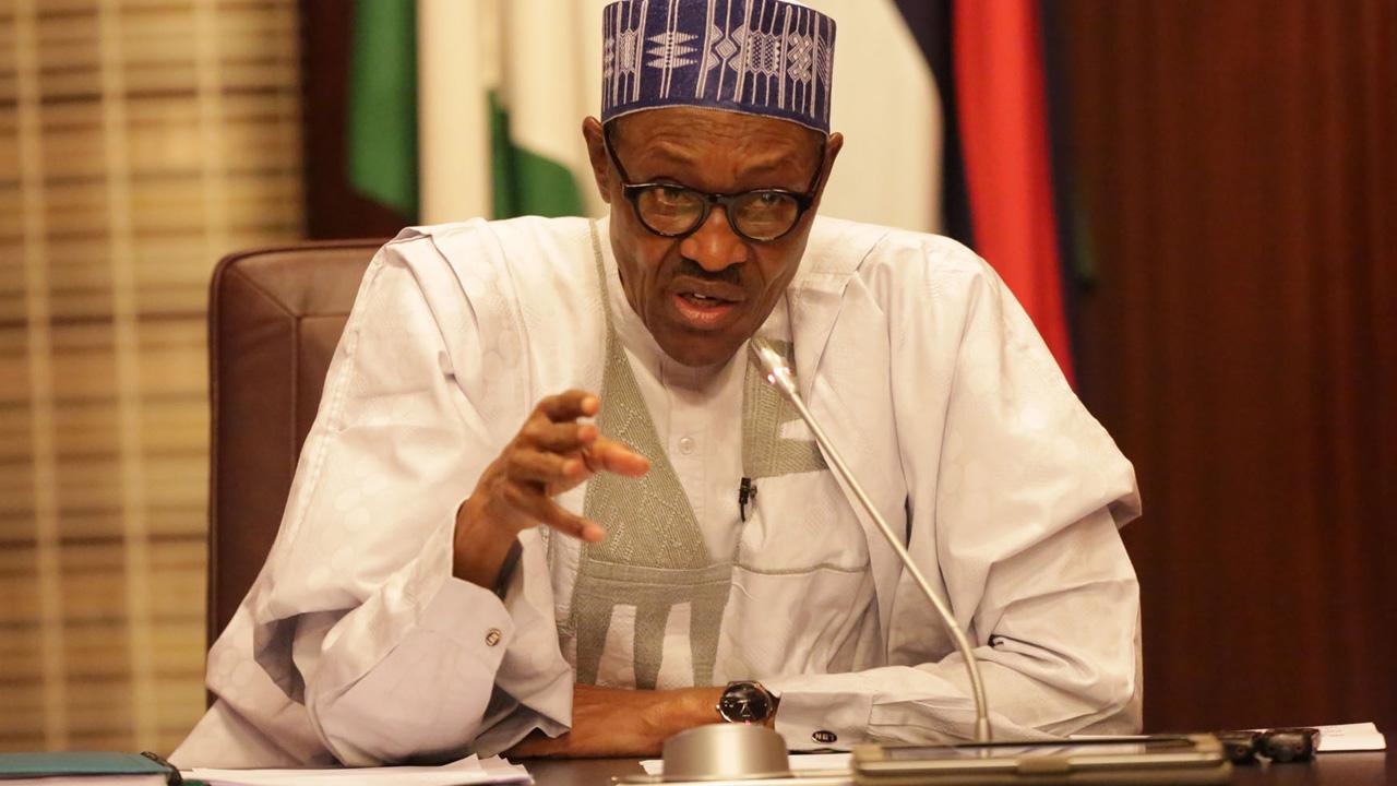 Muhammadu Buhari, presidente della Nigeria.