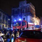 Esplosione a Catania, indagato il capo squadra dei pompieri