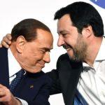 """Salvini rinsalda col Cav: """"Con Berlusconi tutto ok"""""""