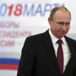 Putin (ancora) presidente russo. Per lui il 71% dei consensi
