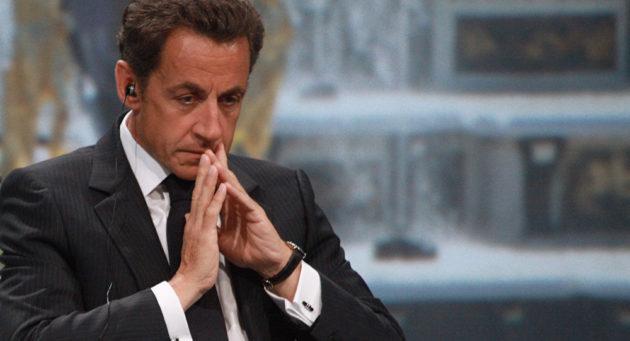 Nicolas Sarkozy, ex presidente della Repubblica Francese