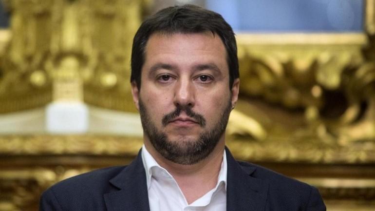 Matteo Salvini, segretario della Lega
