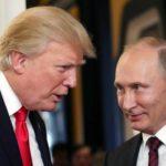 Trump, voglio incontro con Putin presto