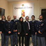 Enna. Assegnati i nuovi vice Ispettori della Polizia di Stato