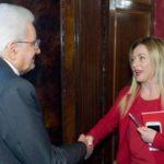 Consultazioni, Meloni: incarico a Salvini, no governicchi
