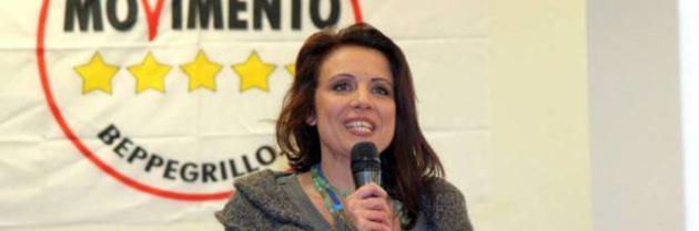 Cristina Grancio, ex M5S